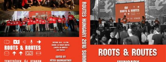 Roots and Routes Summer Camp DVD out soon!
