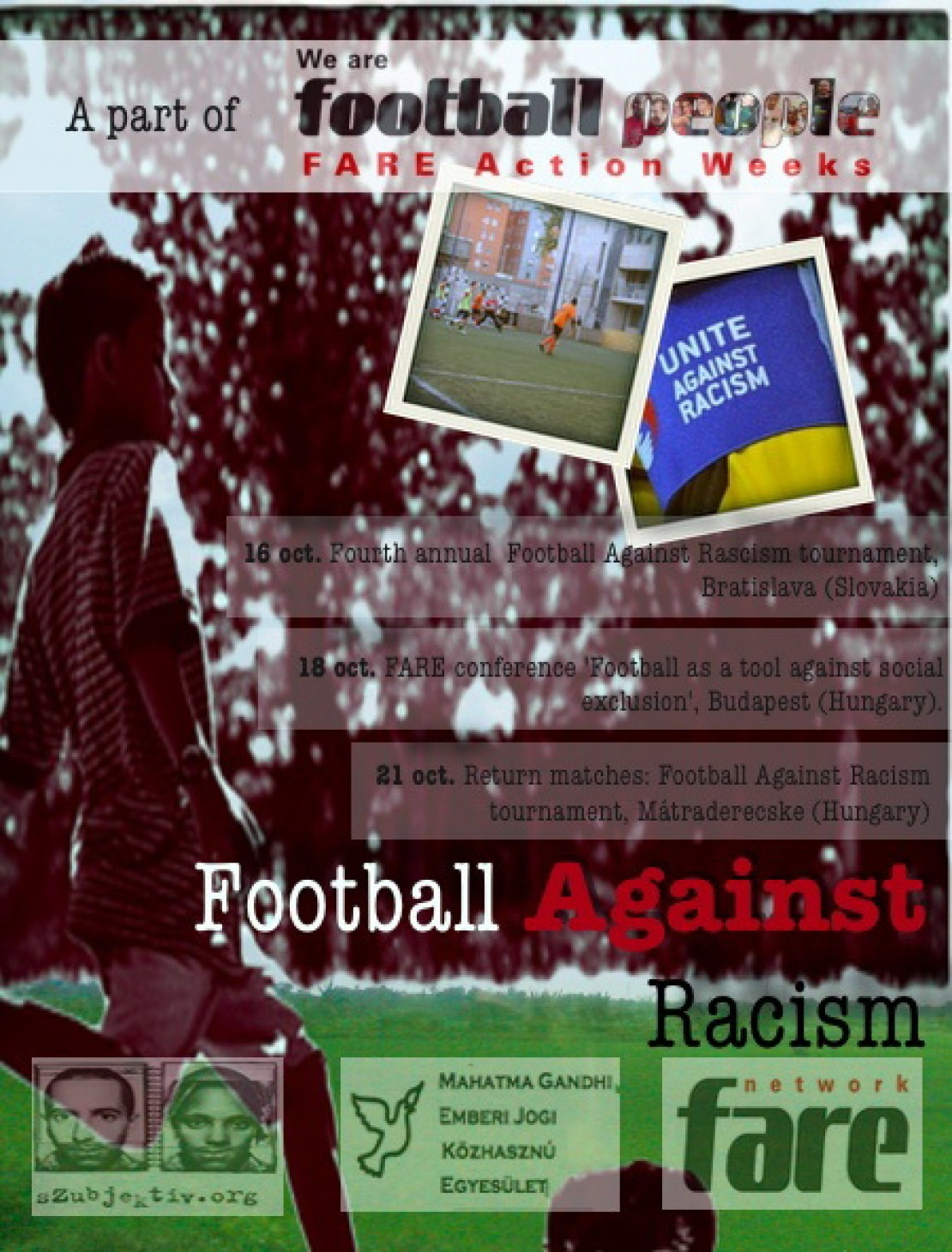 association football essay Football is highly respected in america, where boys will try and pursue the dream of playing in the nfl (national football association) someday but if you look at an average neighborhood.